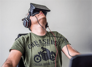 Oculus Rift developer edition why tech companies scare me