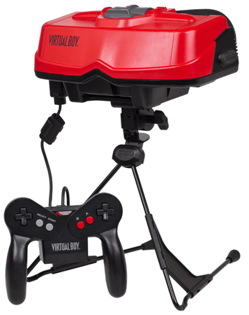 I used to love the crap out of this red vector like 3D toy way back in the day. 1995 to be exact.