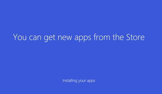 Apps from Store