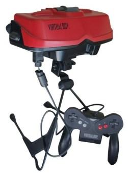 Virtual Boy, Virtual Reality