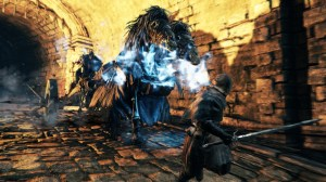 Dark Souls 2 Fighting