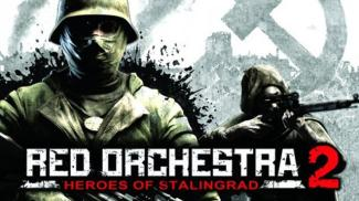 Red Orchestra 2 Heroes Of Stalingrad Cover