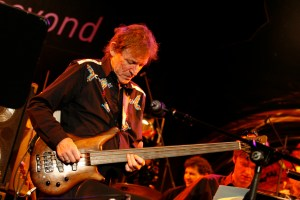 jack bruce later years fretless bass