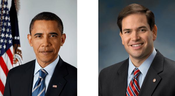 cuba obama rubio