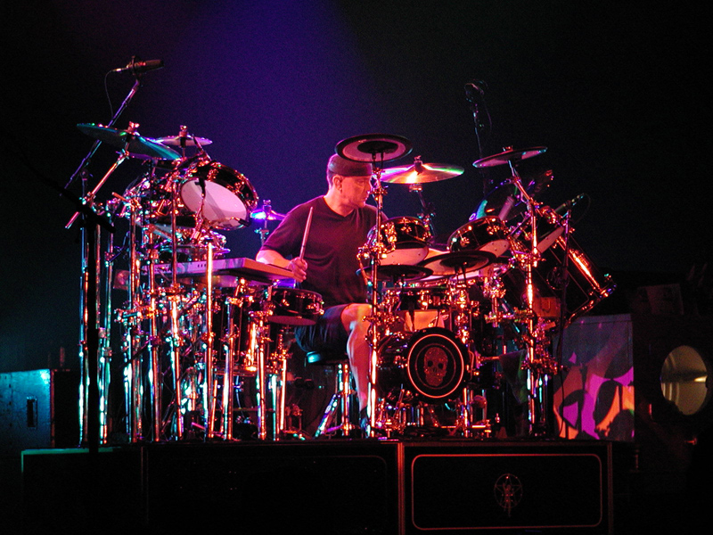 Neil Peart Rush Featured