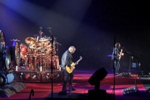 Rush on tour