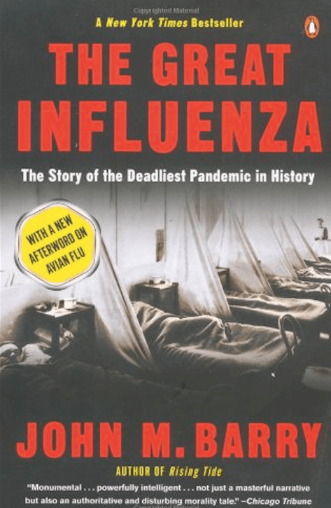 the-great-influenza-book-review