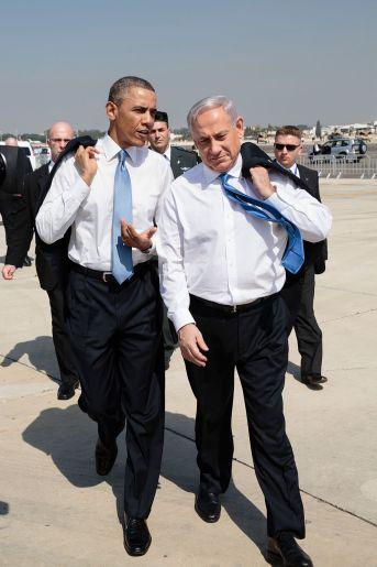 barack obama benjamin netanyahu iran nuclear deal