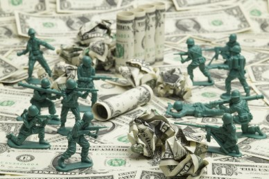 facebook messenger mobile payments army men