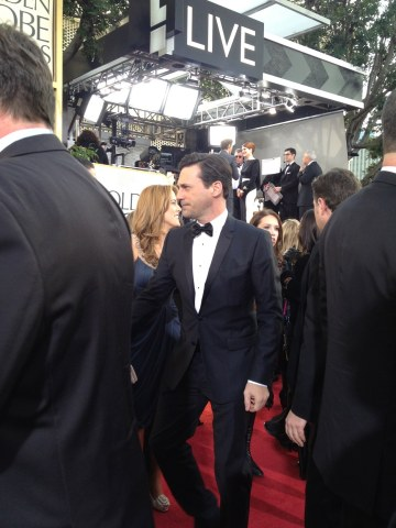 John Hamm Mad Men Don Draper Ted Rall anewdomain