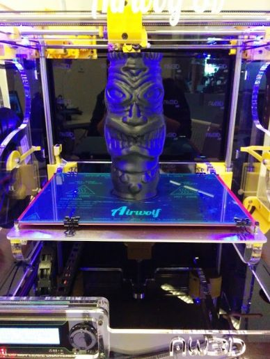 3d printer Airwolf 2
