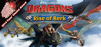 Dragons: Rise of Berk cover