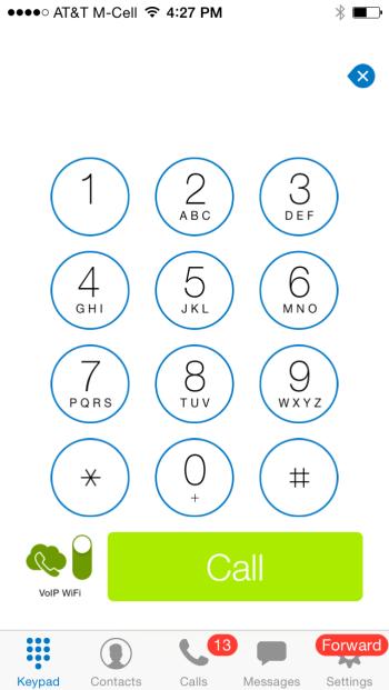 line2 call