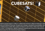 cubesats infographic