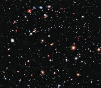 hubble space telescope Ultra Deep Field