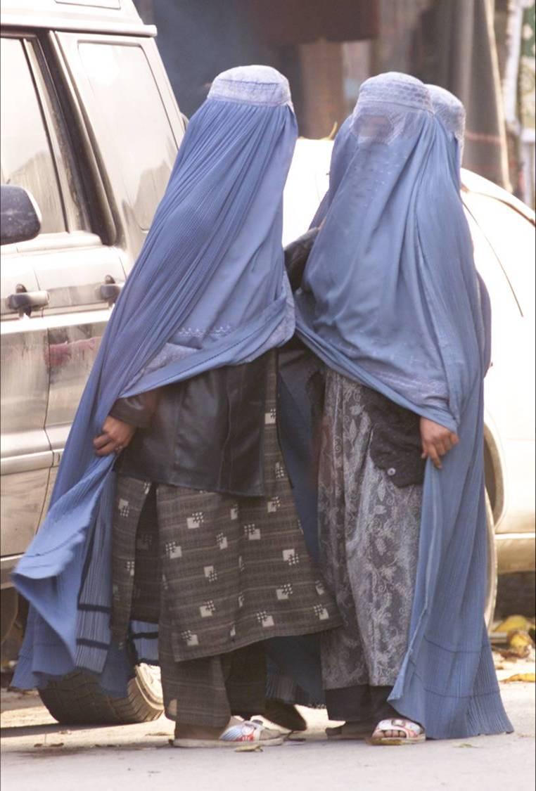 i'd wear a burkha