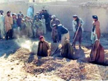 public shaming stoning
