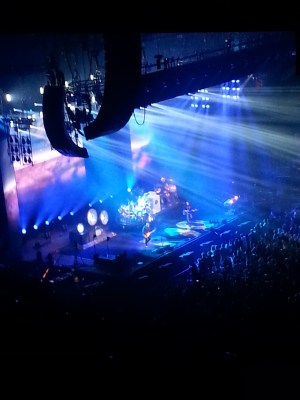 rush r40 tour IT's a far cry from the world of mediocrity