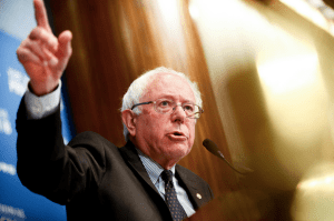 bernie sanders what we have here is failure to communicate