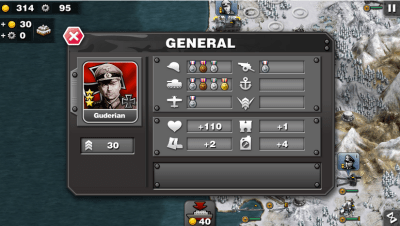 glory of generals for android review general