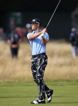 Billy Horschel British Open 2014