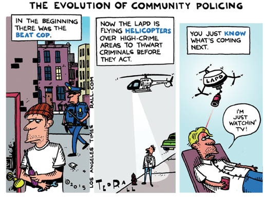 LA Times fires Ted Rall after LAPD accuses him of lying in a column critical about police