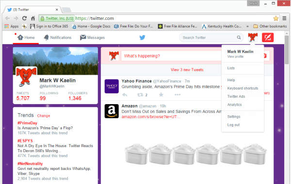 how to turn off video autoplay in Twitter