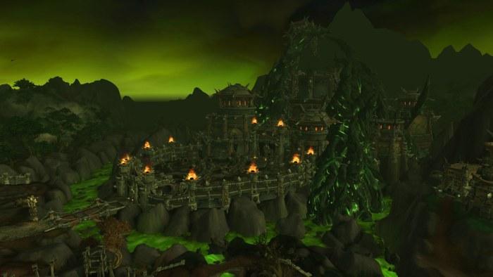 Hellfire Citadel tanaan jungle