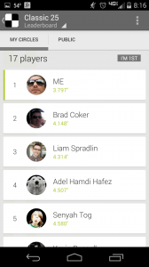 tap the white tile leaderboard