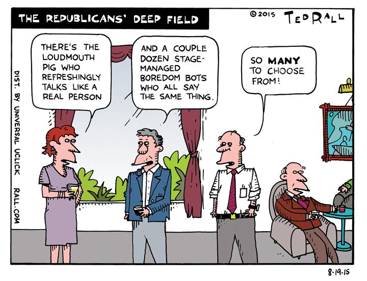 The Republicans' Deep Field