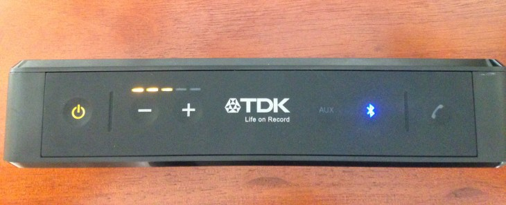 tdk life on record a33 buttons