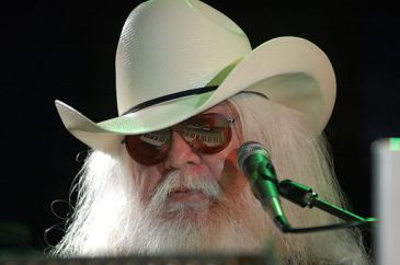 Leon Russell a poem is a naked person April_2009