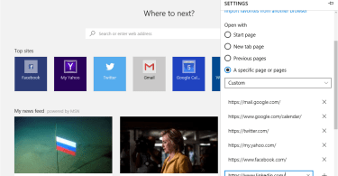 how to add multiple tabs in Microsoft Edge browser