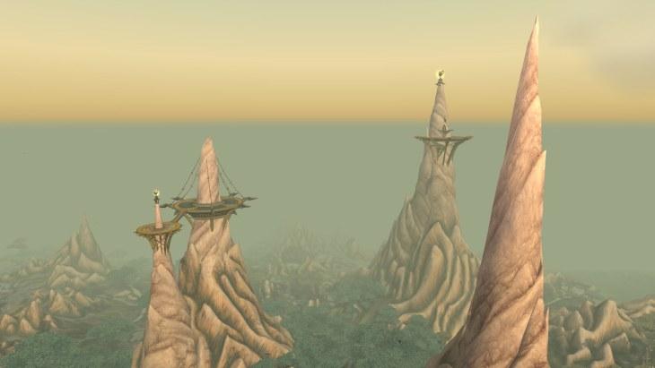 warlords of draenor Arak peaks