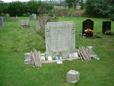 John Bonham grave