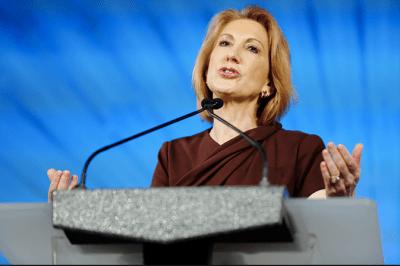 carly fiorina lies