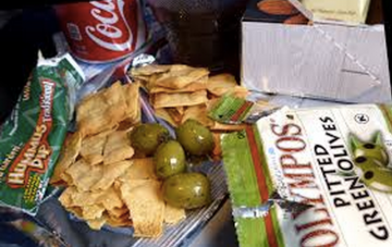 ultimate airline snack guide