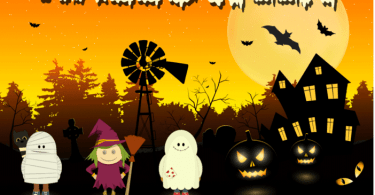 Have a safe and scary Halloween