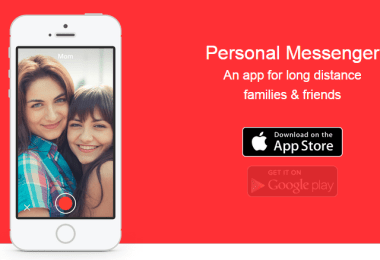 iphone app, personal messenger iphone app, personal messenger app, tech, smart phone apps