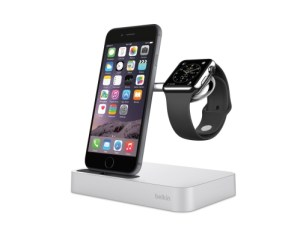 IMG - Belkin Charge Dock for Apple Watch and iPhone