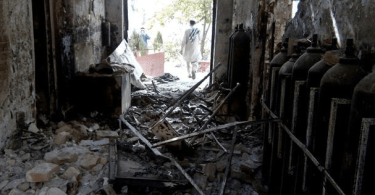 doctors without borders hospital hit