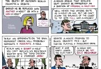antonin scalia asshole ted rall