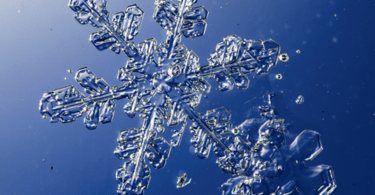 how to preserve a snowflake popular science