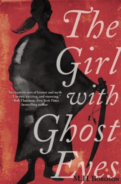 the girl with ghost eyes review