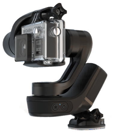 slick go pro stabilizer slick video stabilizer gimbal