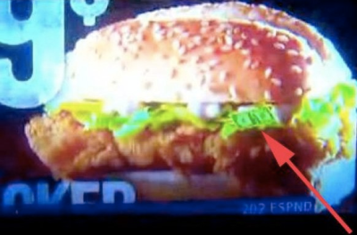 KFC subliminal ads