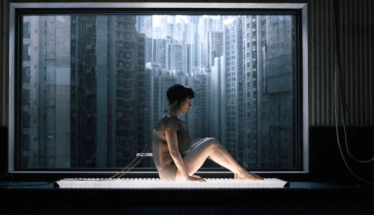 Ghost in the Shell a good review for once Dennis D McDonald