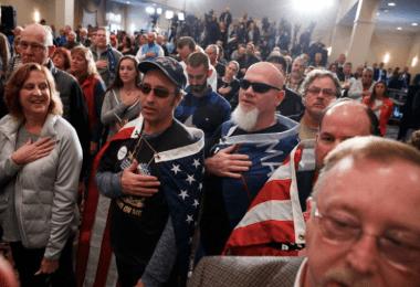 pledge of allegiance is unamerican