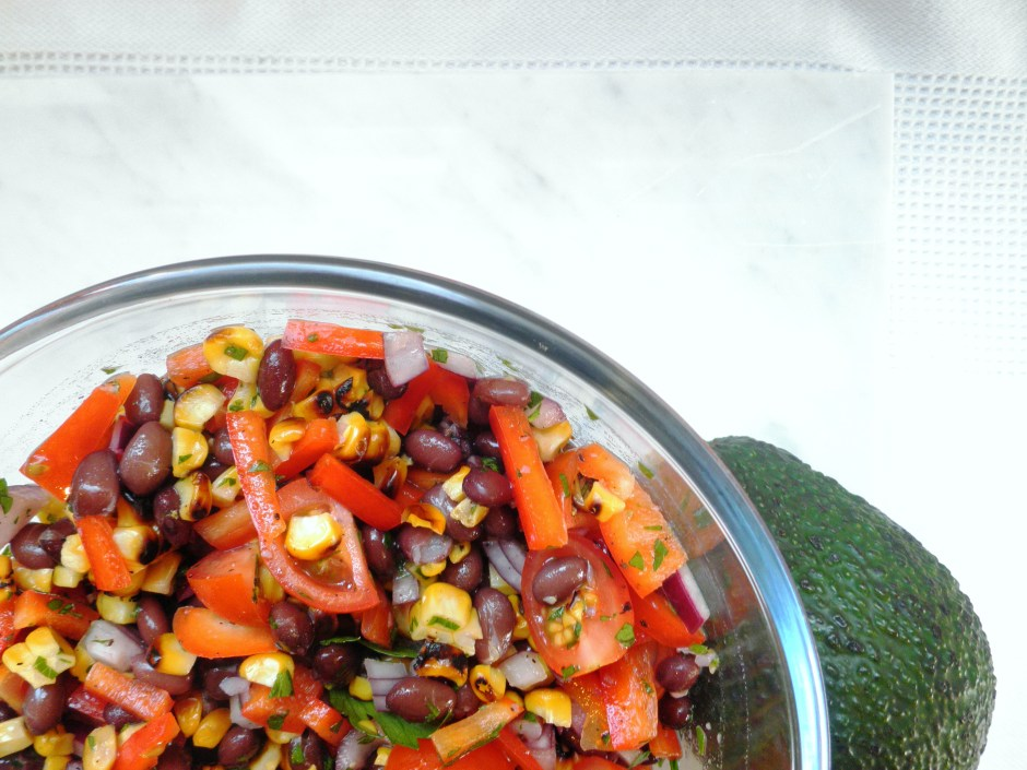 Black Bean Salsa 1