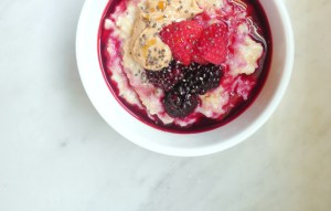 Berry Porridge 1